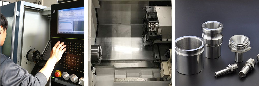 China CNC Turning