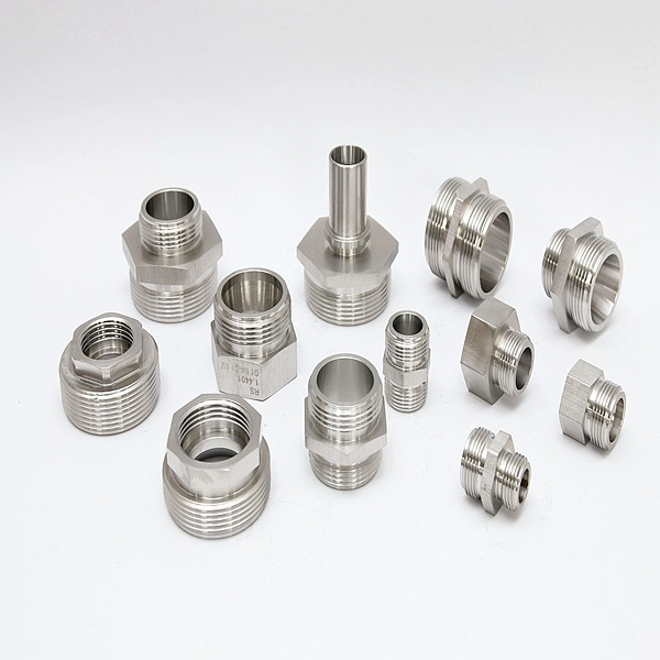 Stainless steel CNC Turned parts fittings